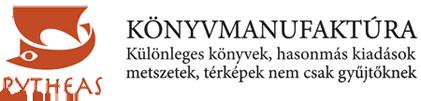 Pytheas Könyvmanufaktúra Egyedi könyv készítés