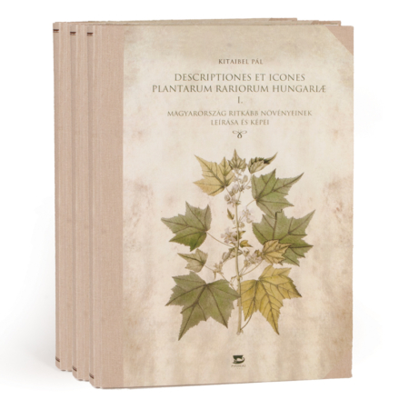 Kitaibel Pál Magyarország ritka növényeinek képei és leírása