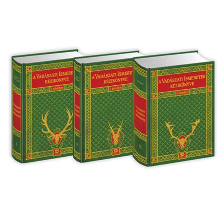 A vadászati ismeretek kézikönyve I-III. kötet
