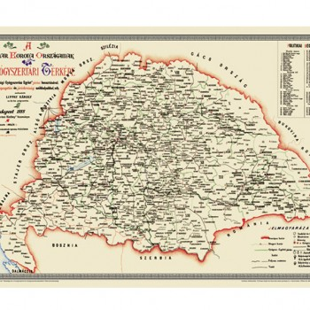 Gyógyszertári térkép