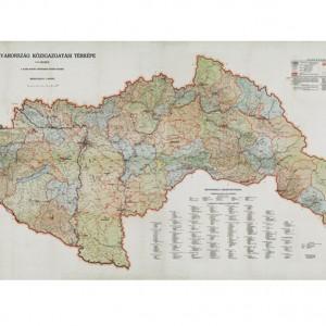 Magyarország közgazgatási térképe