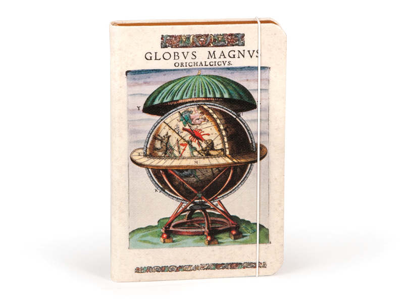 Utilapu notesz globus magnus