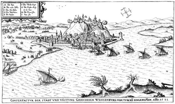 Nándorfehérvár 1521