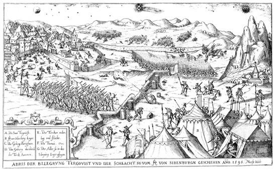 Tergovist 1595
