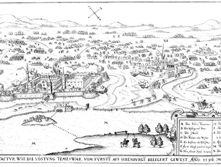 Temesvár 1596