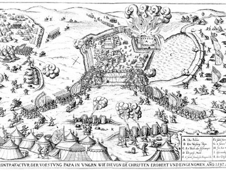 Pápa 1596