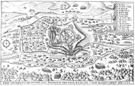 Nagyvárad 1598
