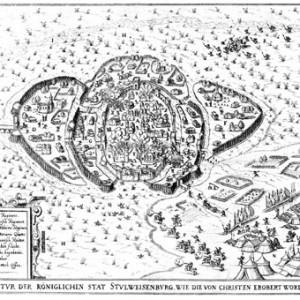 Székesfehérvár 1601