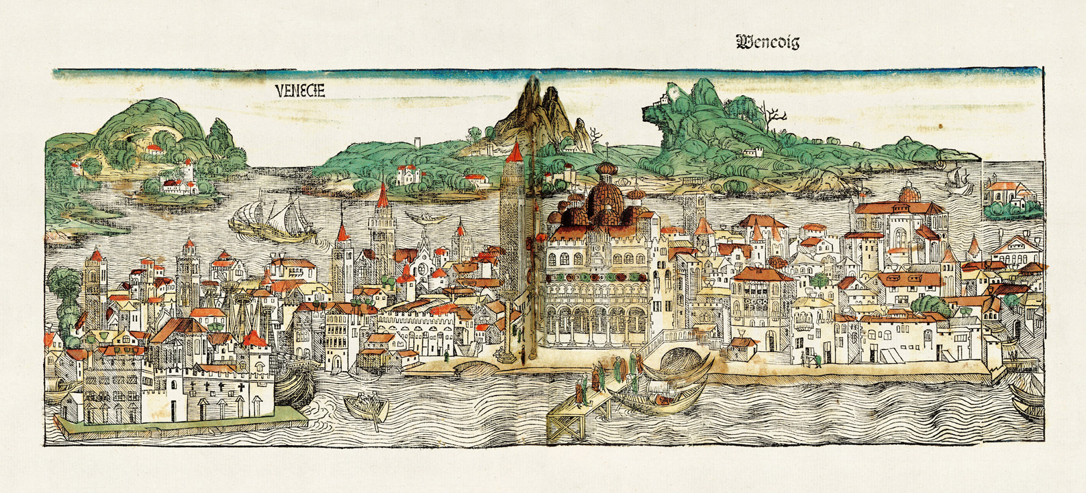 Velence (Venice)