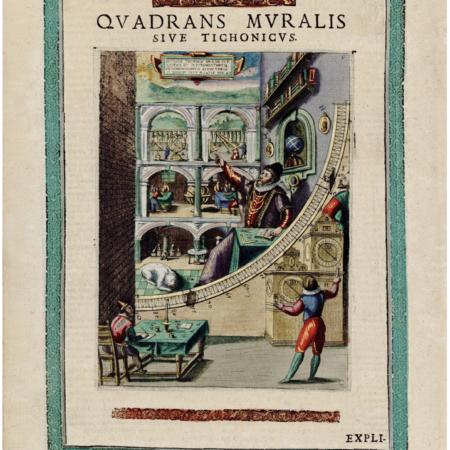 Falikvadráns avagy Tychonicum
