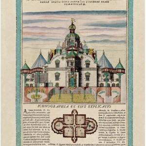 Urania-vár épületének homlokzata