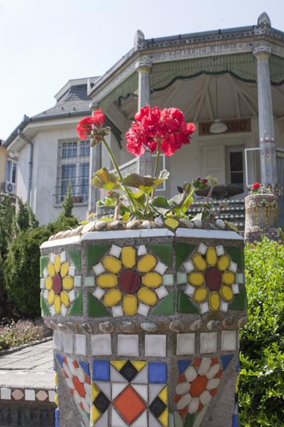 Laszgallner villa