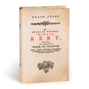 Csapó József: Uj füves és virágos magyar kert