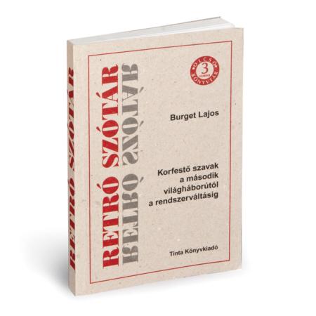 Burget Lajos: Retró szótár