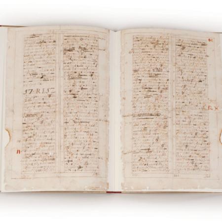 A Káldi Biblia kéziratos töredékei