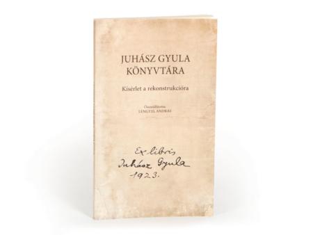 Juhász Gyula könyvtára