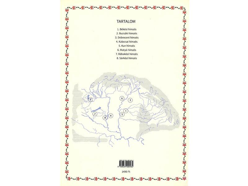 28229298e2 Híres magyar hímzés motívumok kifestőkönyve - Pytheas ...