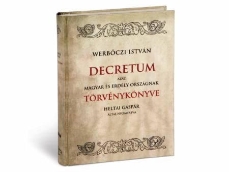 Werbőczy István Decretum