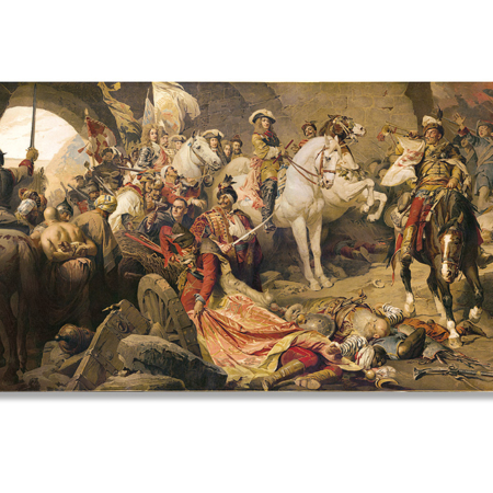 Budavár visszavétele (1896)