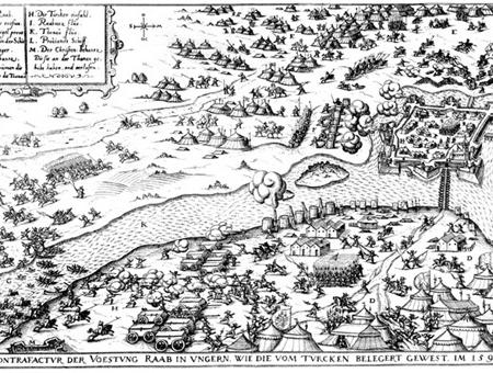 Győr 1594