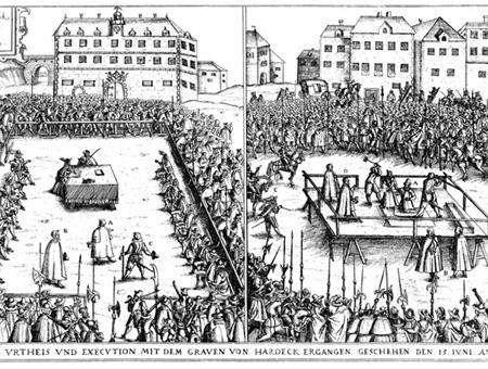 Kivégzés 1595