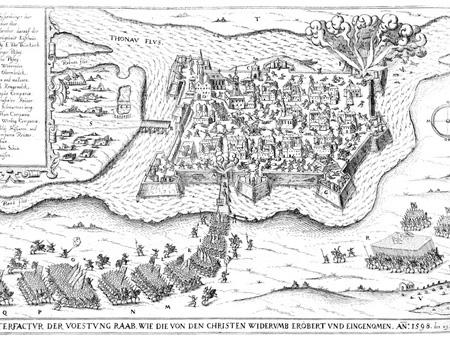 Győr 1598