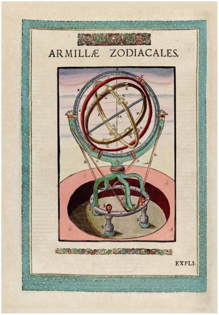 Állatövi (zodiakális) gyűrűsteke, armilla