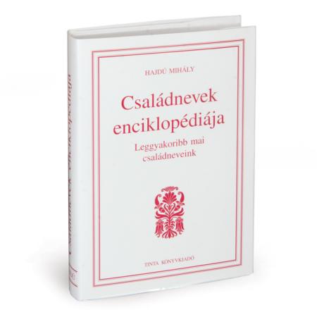 Hajdú Mihály: Családnevek enciklopédiája