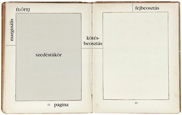 könyv oldalpár